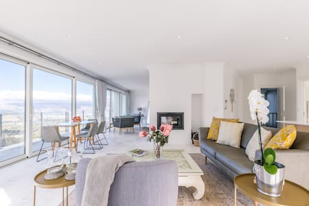 Luxusapartment Kandinsky mit Panoramablick