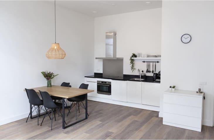 """Dutch style"" apartment in Zaandam city Center! G"