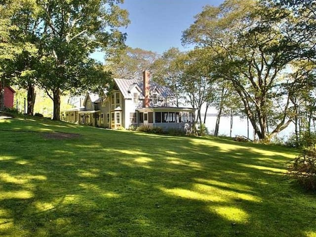 "Lovely ""Lost Tides"" on the Penobscot Bay - Northport - House"