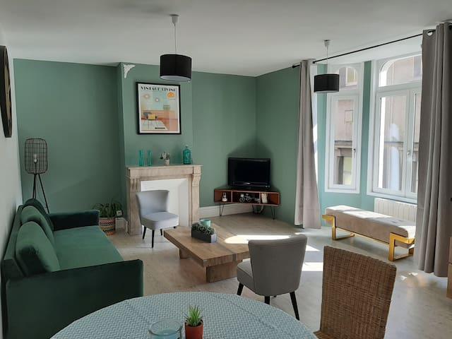 Appartement au cœur de la vieille ville