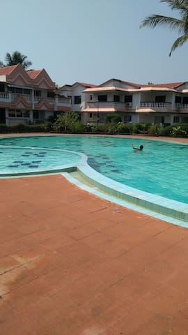 Cosy apartment by the beach - Benaulim