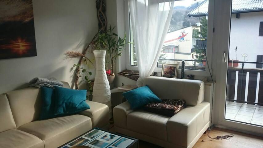 Wohnen am Fuße des Untersbergs - St. Leonhard - Apartment