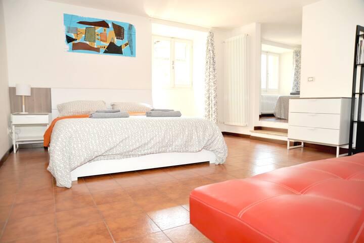 cozy home near dome-heart of pavia-