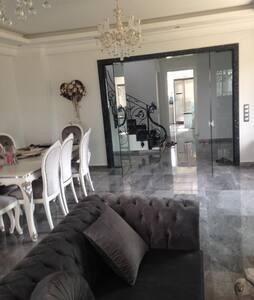 Luxury Triplex Villa with Sea View in Arsuz