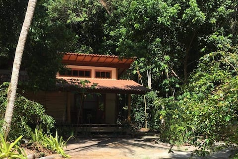 Casa Morena - Praia Rio do Peixe, Cumuruxatiba