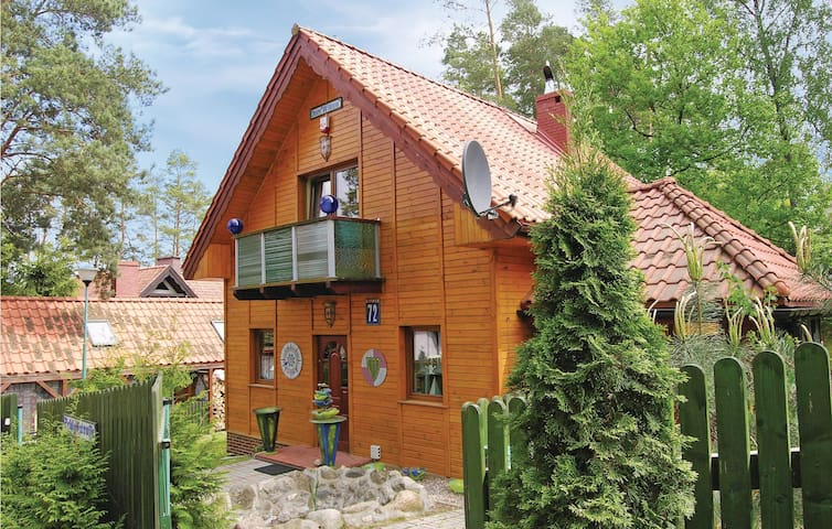 Holiday cottage with 3 bedrooms on 115 m² in Grunwald