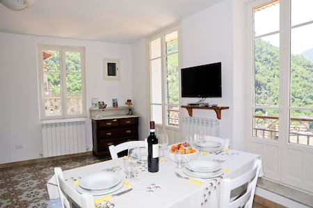 Cozy Flat in the heart of Pigna - Pigna - Apartment