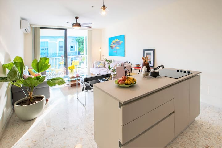 ROMANTIC 1 BR in Casco Viejo City View Terrace #11