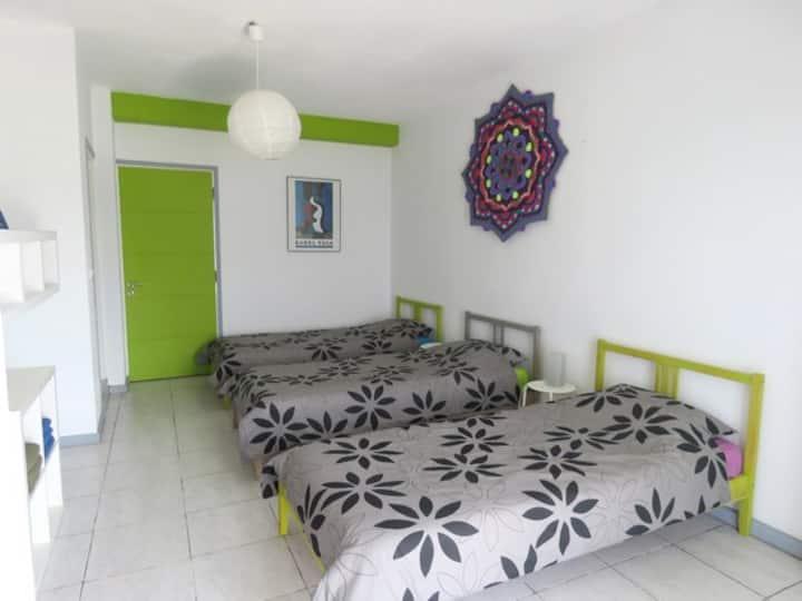 Villa Pefkakia room for three persons