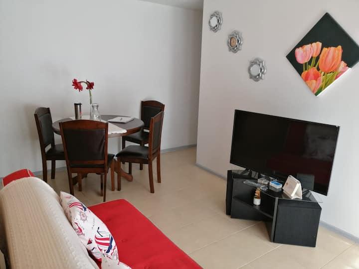 Condominio Sol de Mejillones, Dpto. full equipado