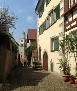 Überlingen am Bodensee  Wohnung in der Altstadt