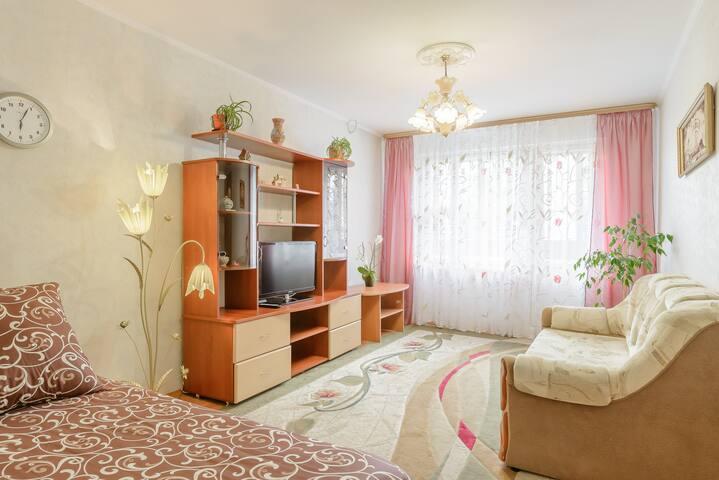 Апартаменты на Рокосовского 84