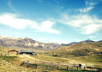 The Yellowstone River Ranch, Cody, WY,