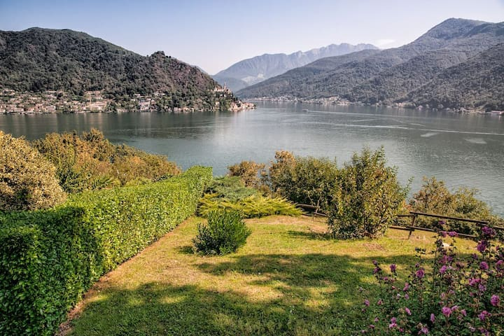 Nice Apartment on Lugano lake B 2.2 (60 sq.m)