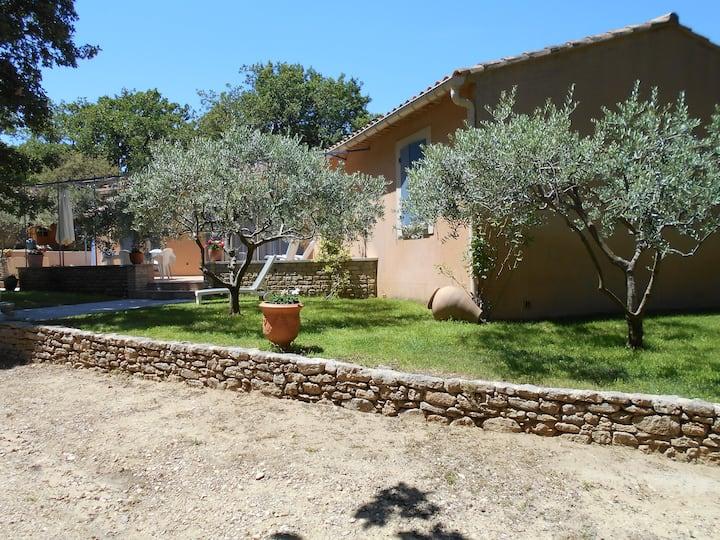 Maison de Vacances Luberon, Vaucluse, Robion
