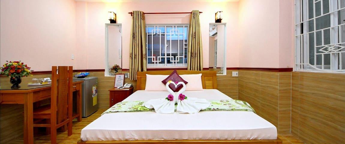 Hoa My II hotel-Double room