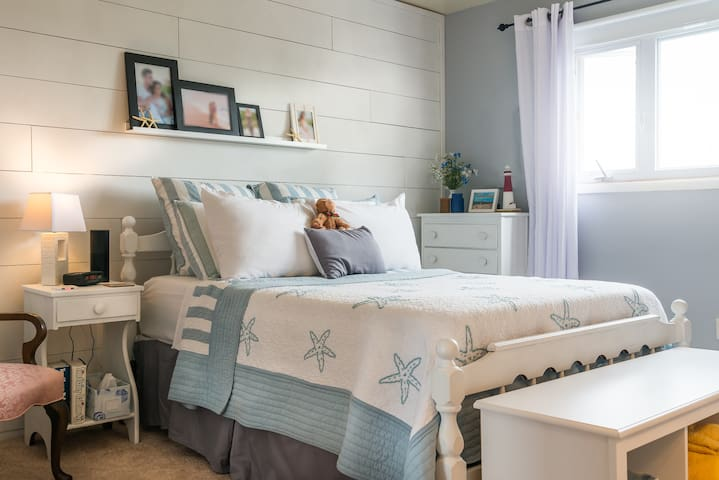 Simple Quiet ZaZzY Room Near Beach ❤︎ - Seaside Heights