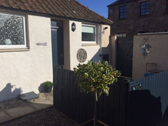 Unique, self-contained accommodation in Anstruther