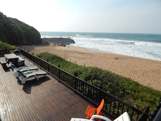 On The Beach - Shaka's Rock - Appartement