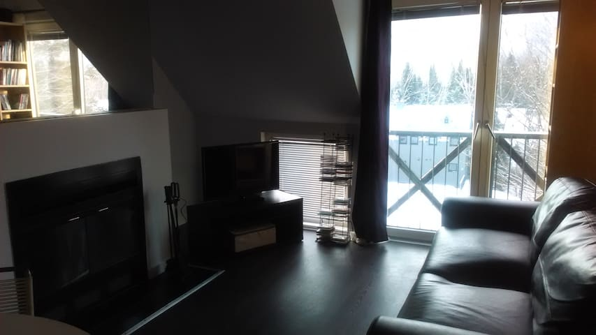 Condo 4 et demi ds les Laurentides - Piedmont - Apartamento