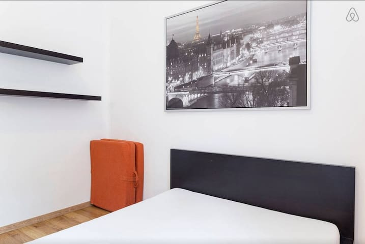 Comfortable Private Room Nr. 3 - Berlim - Apartamento