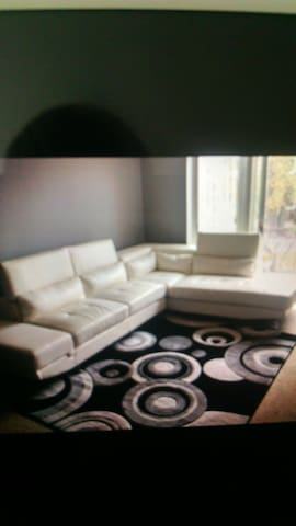 2 bedroom apt. 5 min drive to ND - South Bend - Appartement