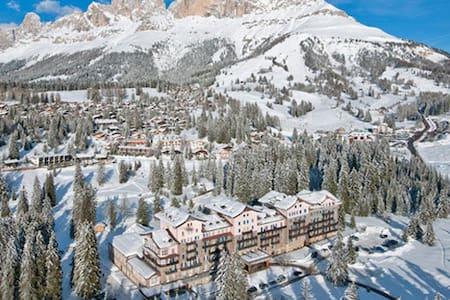 Romantico Miniappartamento immerso nelle Dolomiti