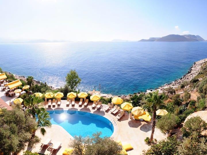 Standart oda  - Villa Hotel Tamara
