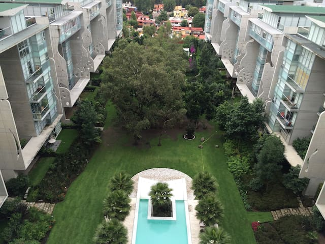 Habitación con vista panorámica - Tlalnepantla - Apartment