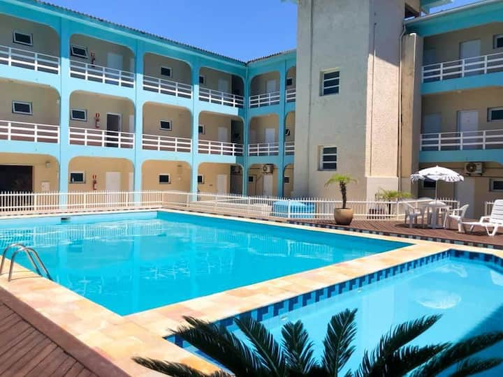 Hotel Bassani - Quarto de Casal com Ventilador 4