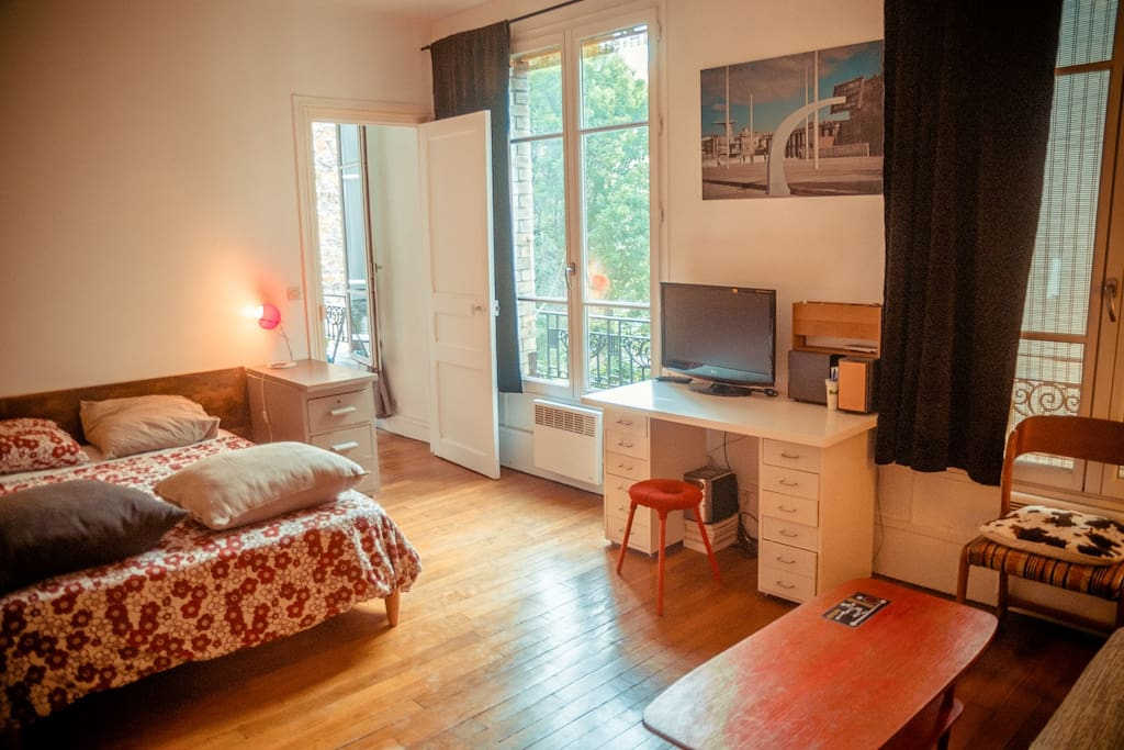 Chambre / Living Room