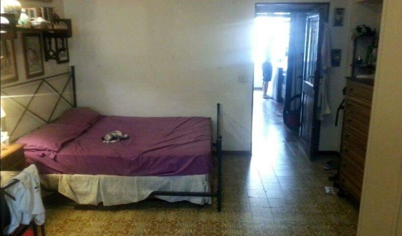 Accogliente camera in ottima zona - Rome - Appartement