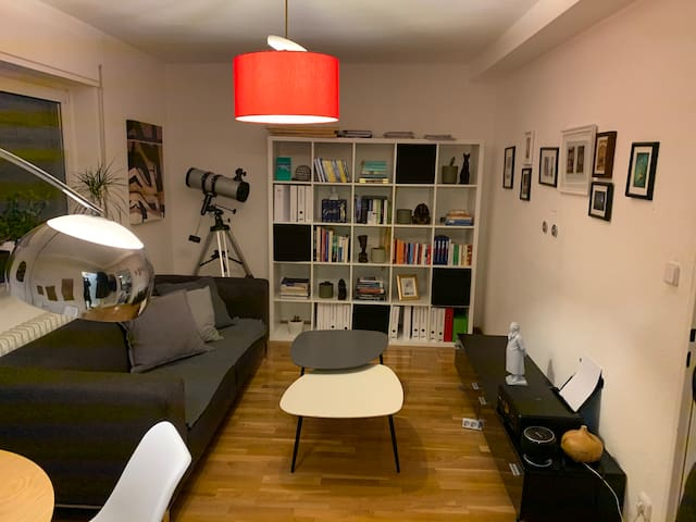 Sehr schöne Wohnung in ruhiger Lage