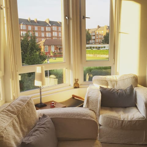 Sunny flat close to the city - Glasgow - Apartment