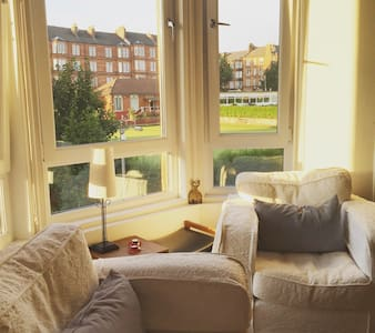 Sunny flat close to the city - Glasgow - Lejlighed