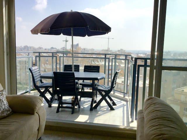 Appartement tout confort. - Netanya - Appartement