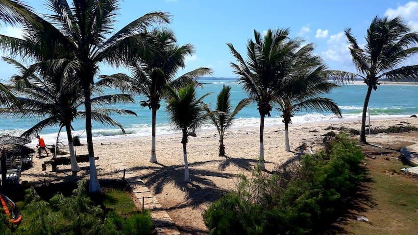 Blue Dream Chalés Beira Mar em Barra do Cunhaú