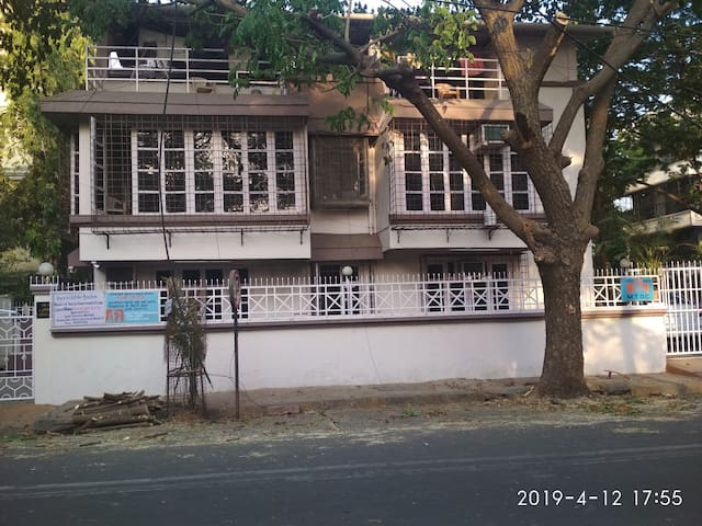 Terrace FAMILY Room of Chembur Bungalow  Mumbai
