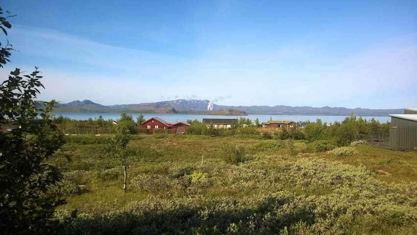 Amazing view - Villa Villekulla Cottage - Thingvellir - Mökki