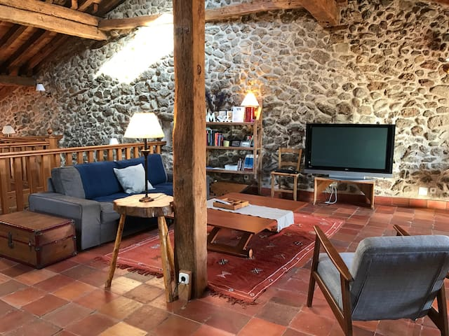 Dream loft 2 pers, in Sotosalbos 17km from Segovia