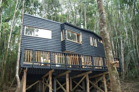 Casa en Chiloé, Bosque y Playa - Chonchi