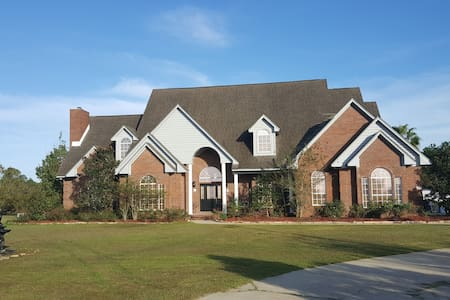Quiet Country Living in Jack & Jill 2 BR Suite - Panama City - Haus