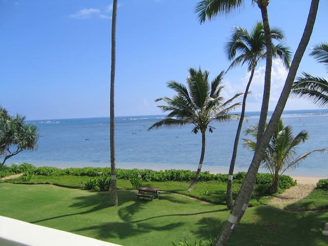 Beachfront Condo on Secluded Beach! - Hauula