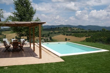 The best place for your holiday - San Terenziano