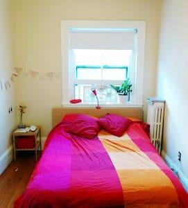 Cozy apartment, awesome location - 波士顿 - 公寓