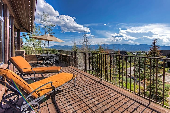 4BR Luxury Ranch Cabin - Park City - Ev