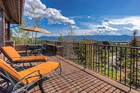 4BR Luxury Ranch Cabin - Park City - House