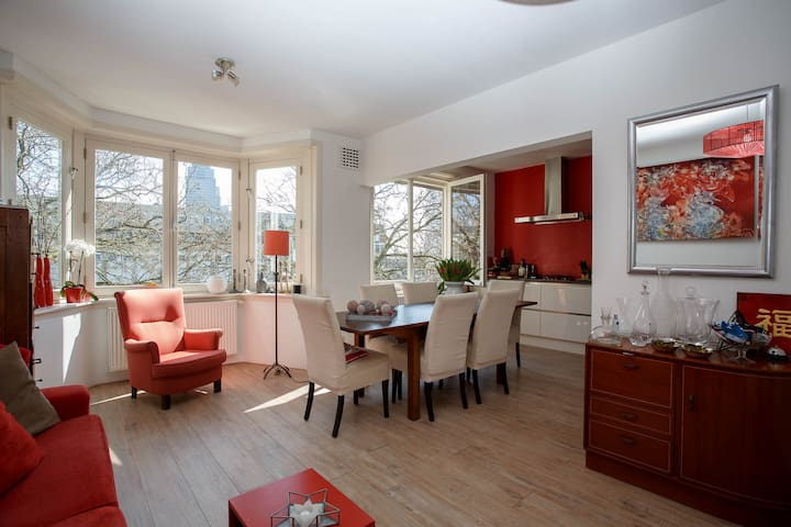 Stylish, Sunny & Cosy Apartment - Amsterdam - Condominium