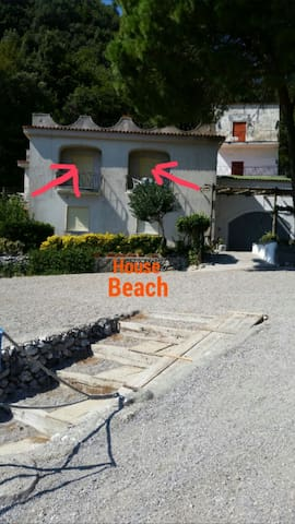 BEACH  HOUSE  AMALFI COAST - Vietri Sul Mare - House