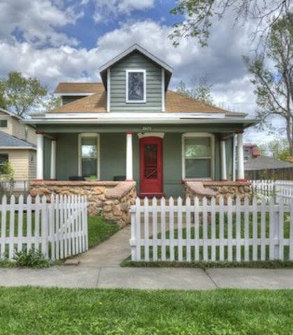 Perfect Downtown Bungalow